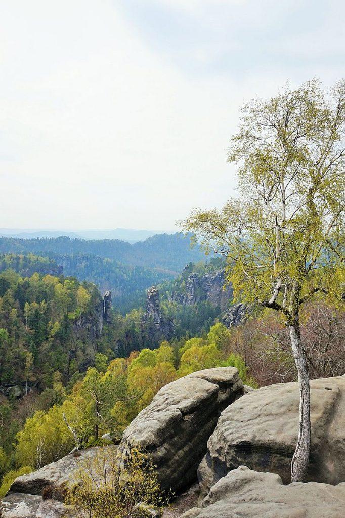 Saxon Switzerland views