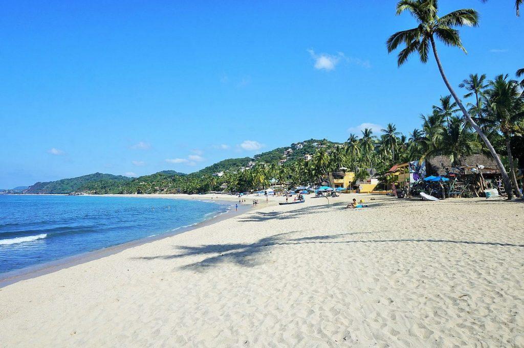 Sayulita-Beach