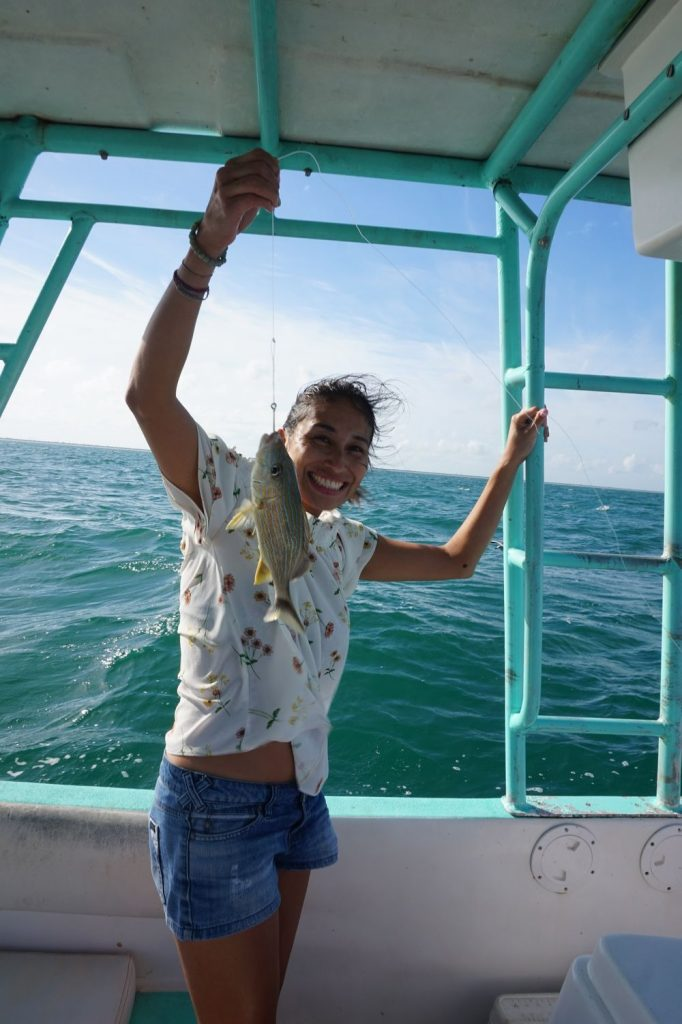 fishing in holbox