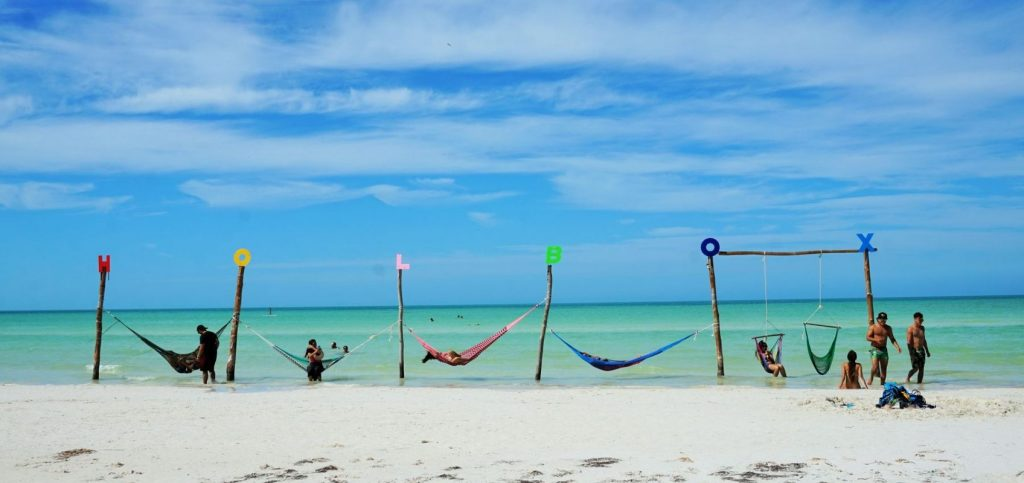 holbox mexico hammocks