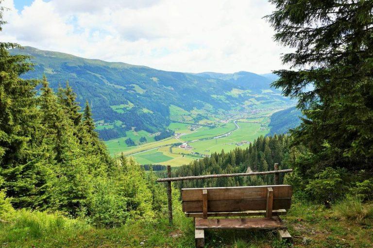 austrian alps hiking