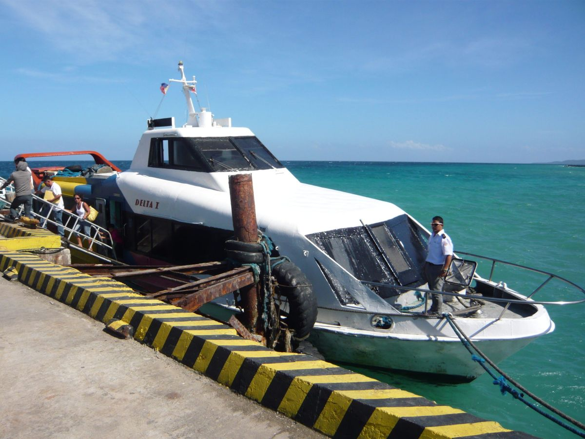 siquijor island ferry boat