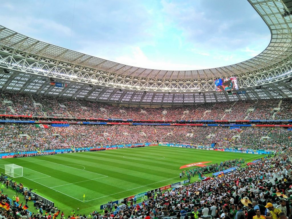 stadium russia world cup
