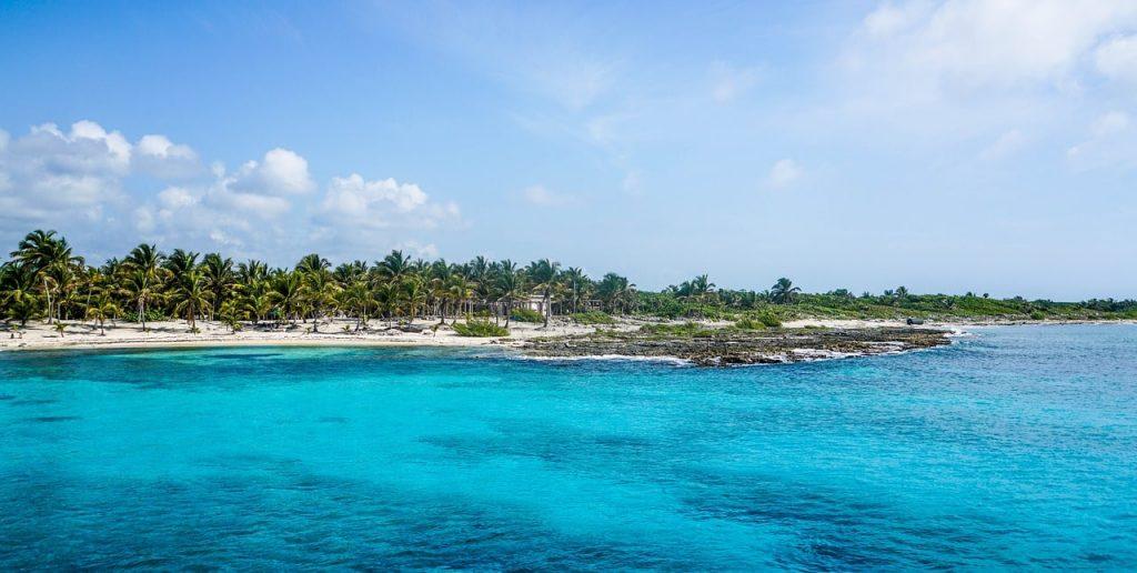 isla cozumel beach