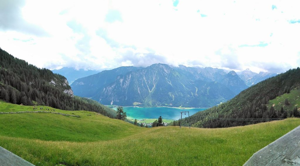 achensee austria, krimml waterfalls and more cover