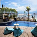 the beach house resort gili t view