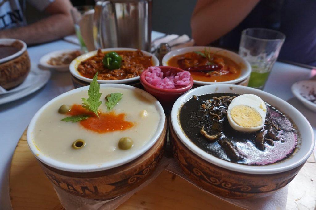 : restaurantes en Mérida chaya maya